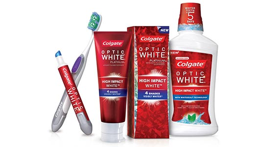 Save $1 off Colgate Mouthwash