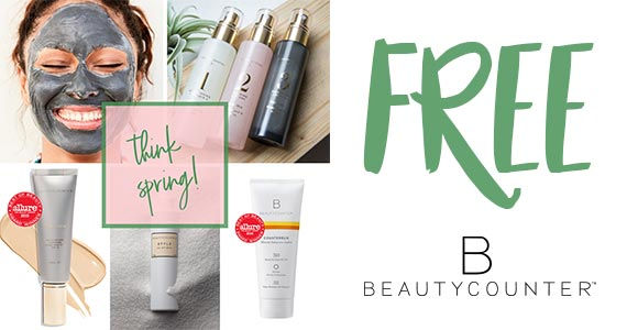 Free Countersun Skincare Product Samples