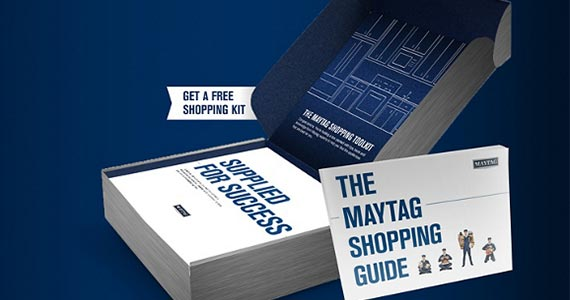 Free Maytag Shopping Guide