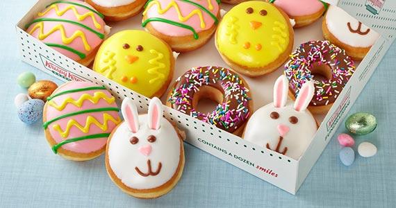 2 Dozen Doughnuts for $13 at Krispy Kreme