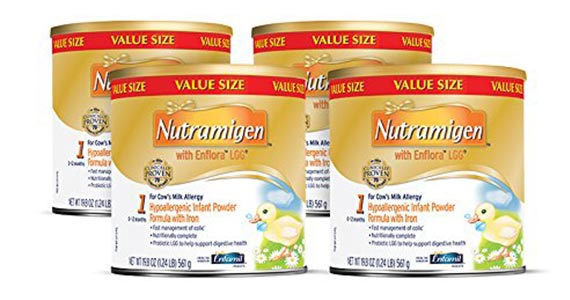 Free Sample of Enfagrow Nutramigen