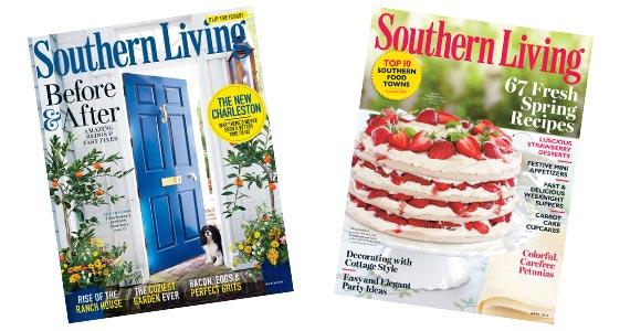 Free Southern Living Magazine