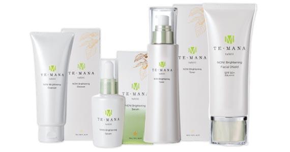 Free Sample of TeMana Noni Skincare
