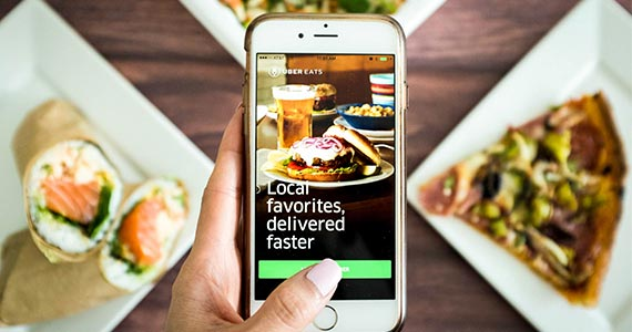 Win 1 of 1,000 Uber Eats Gift Cards