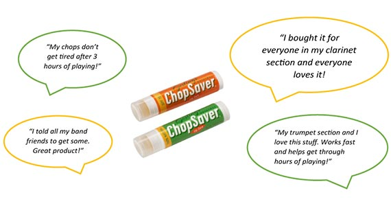 Free Chopsaver Lip Balm Sample