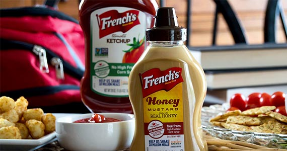 Free Samples of French's Condiments