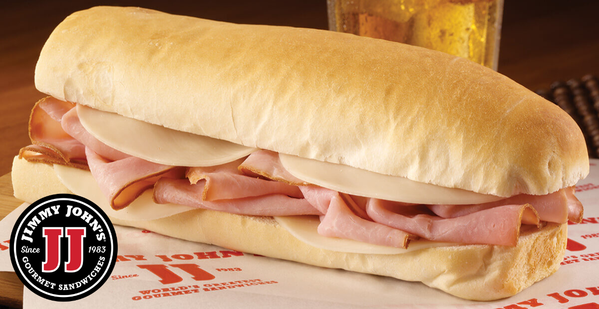 Get a Free Original Favorite Sandwich at Jimmy John's