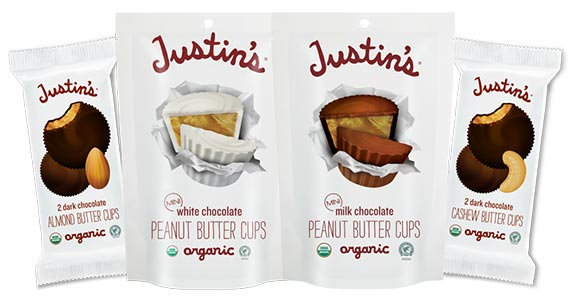 Free Justin's Nut Butter Cup at Sprouts