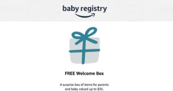 Amazon Baby Samples