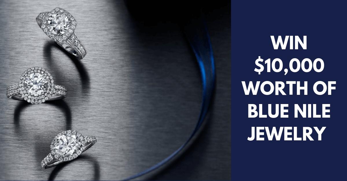 Win A $10,000 Blue Nile Shopping Spree