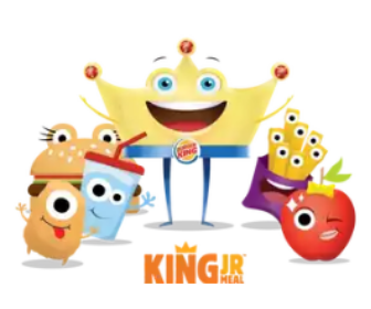 2 Free Kids Meals with Purchase at Burger King