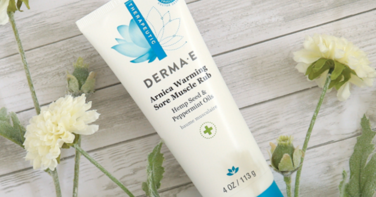 Derma-e Sore Muscle Rub Free Sample