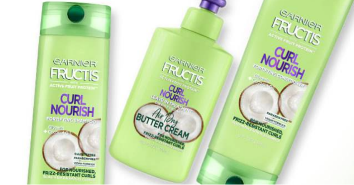 Garnier Curl Nourish Coupon
