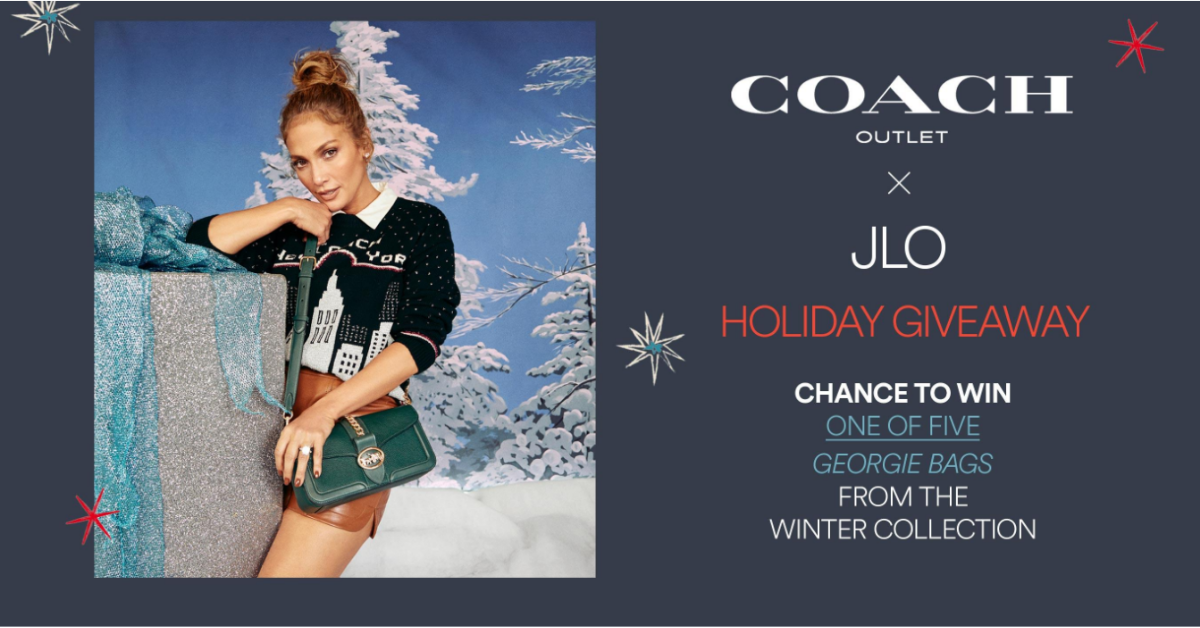Win a Coach Georgie Bag