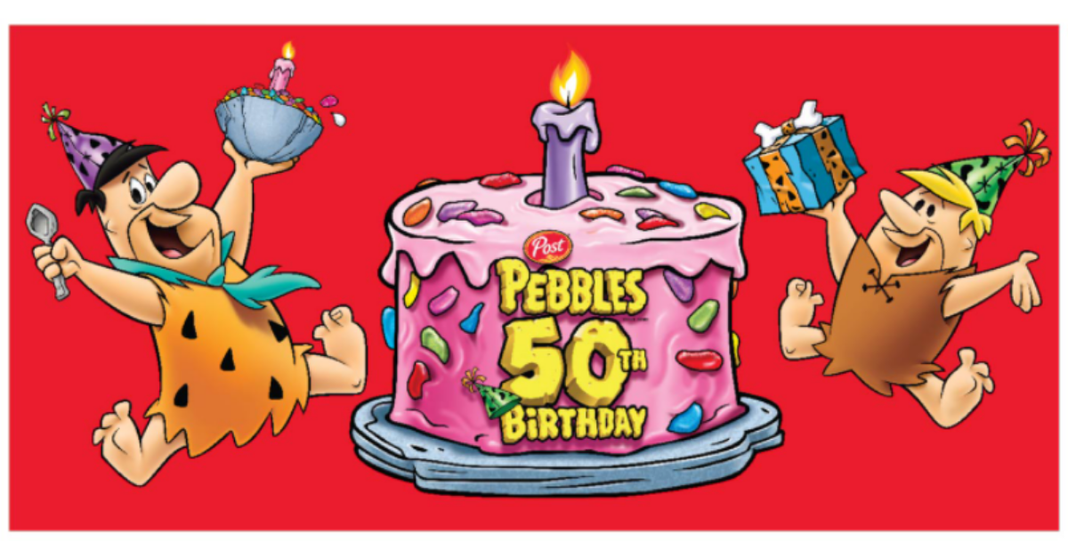 Win $2000 from Pebbles Cereal