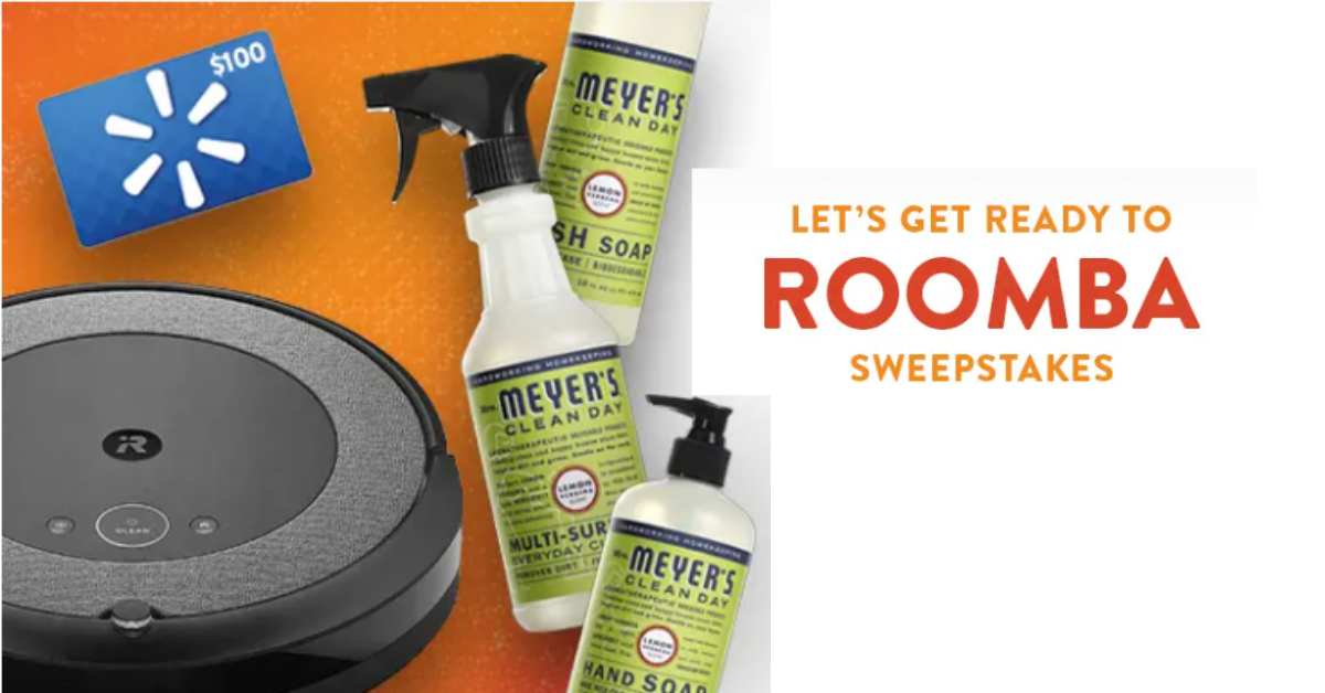 Win a Roomba from INSP!