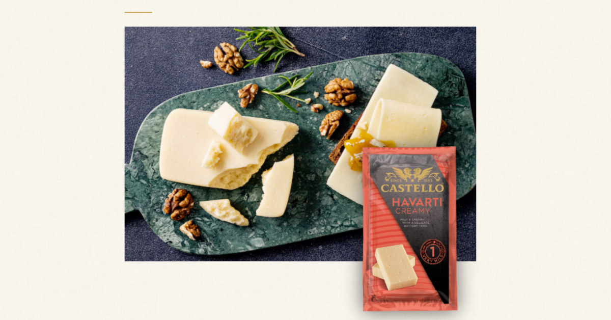 Win $1,000 and a year supply of cheese from Castello