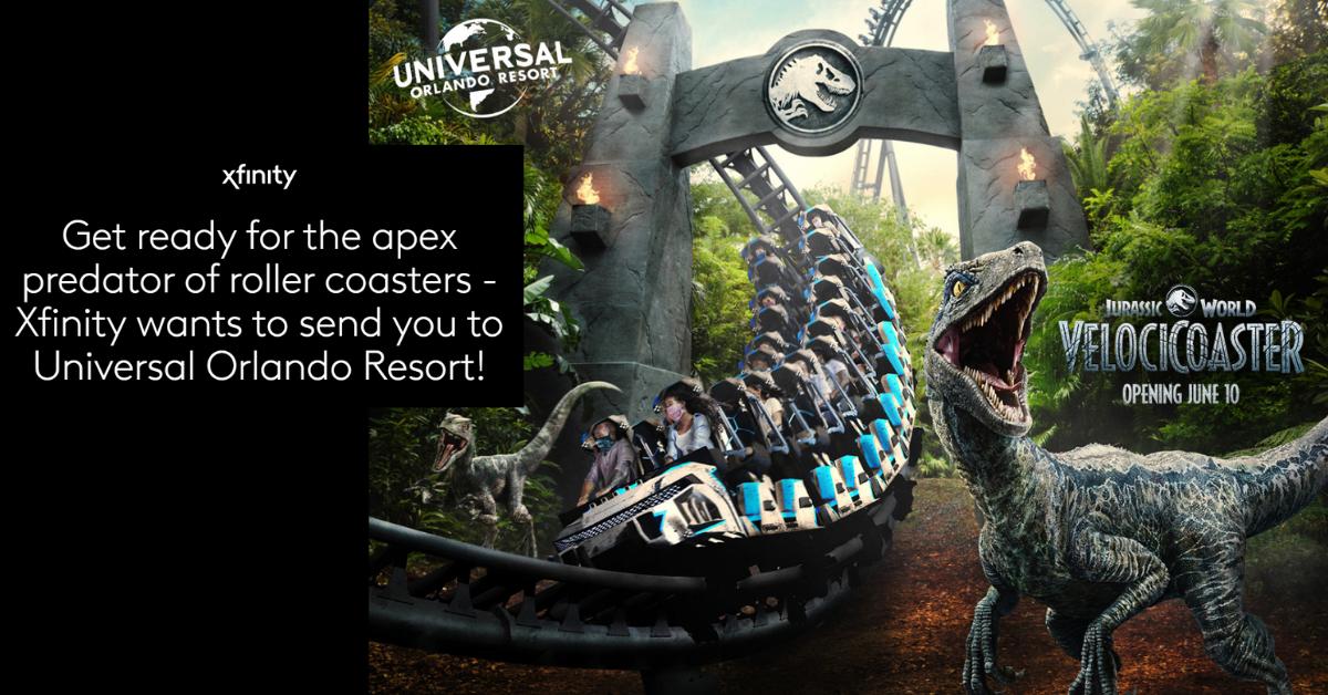 Win a trip to Universal Orlando Resort in Florida!