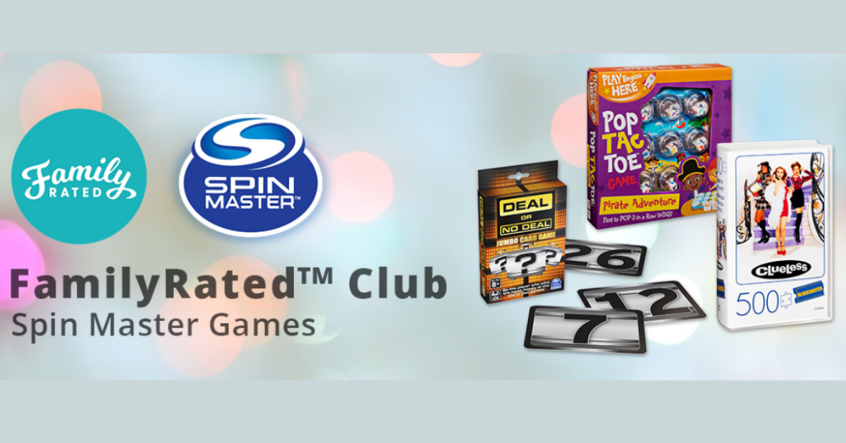 FREE Sample of Spin Master Toys