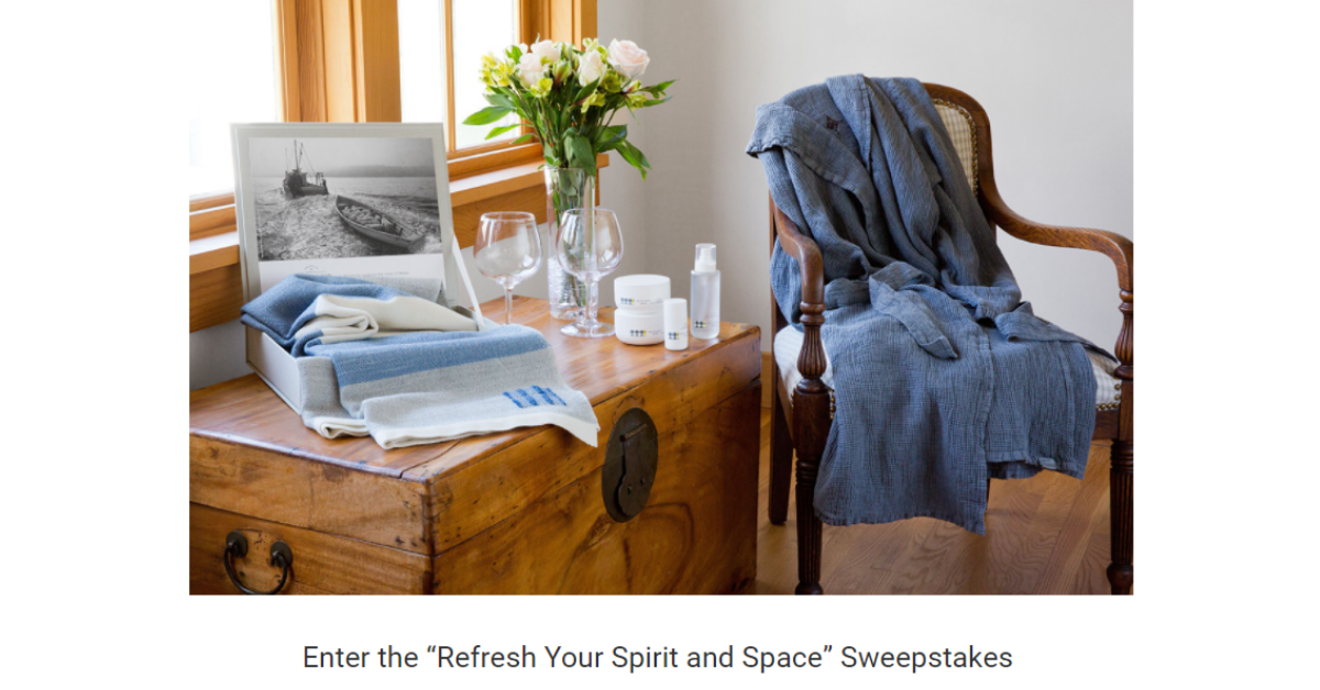 Win Gift Cards from Simon Pearce