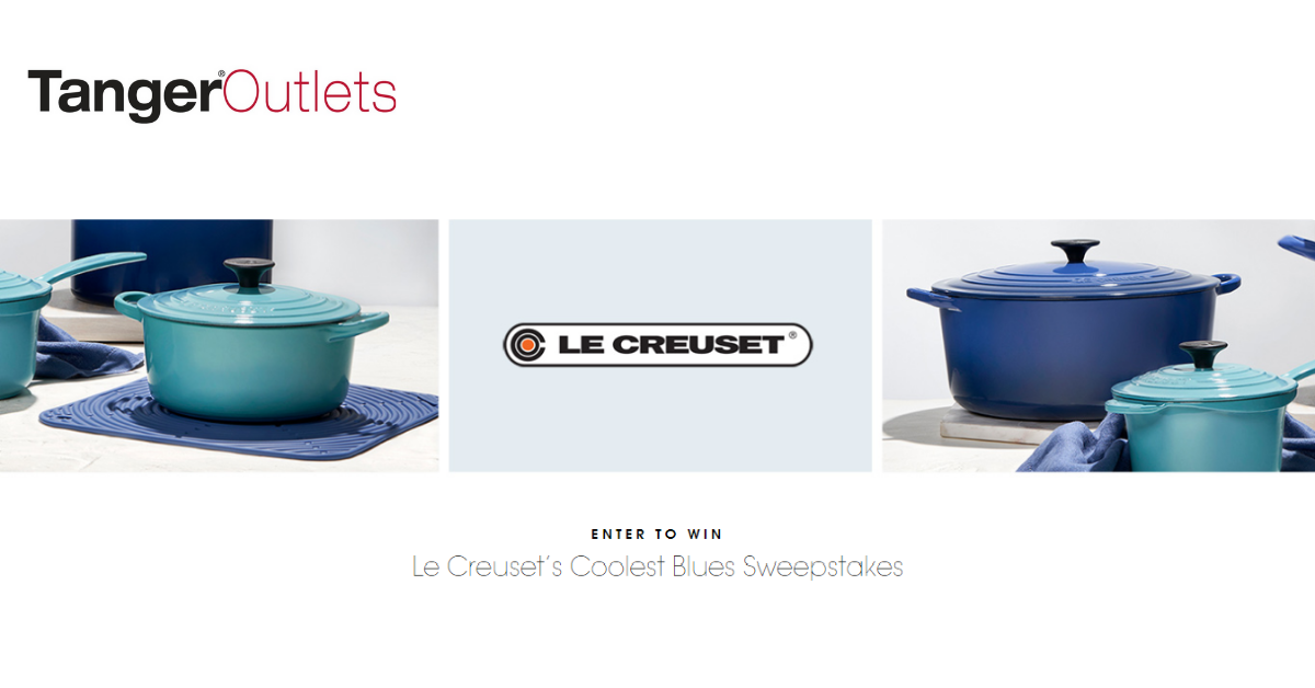 Win Cookware Sets from Tanger Outlet