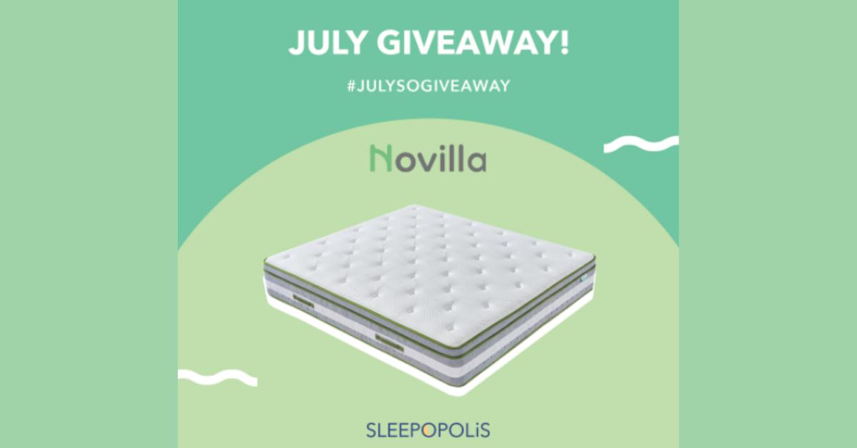 Win a Mattress from Sleepopolis