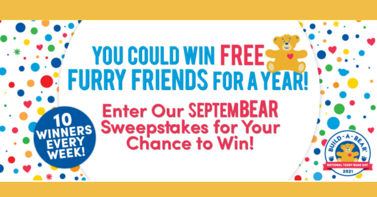 Win Furry Friends for a Year
