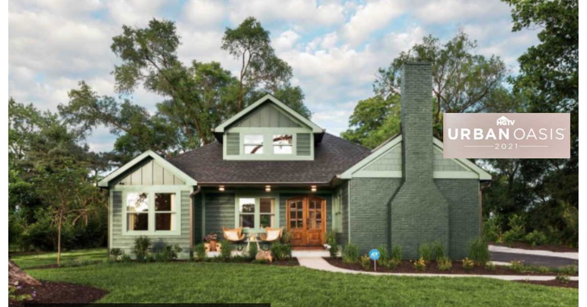 Win a Home from HGTV