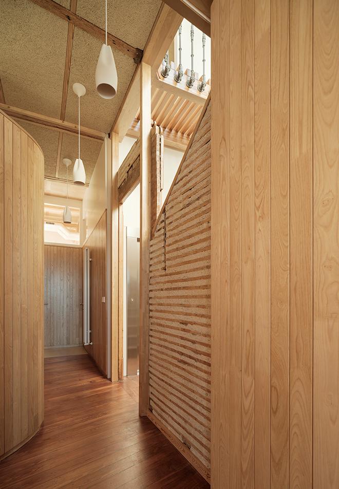 Triplex en Vigo Vivienda en madera de arrokabe arquitectos