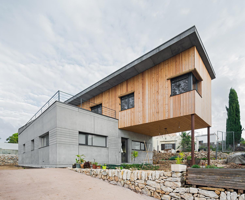 K-Aragai: Una casa passiva mediterránea