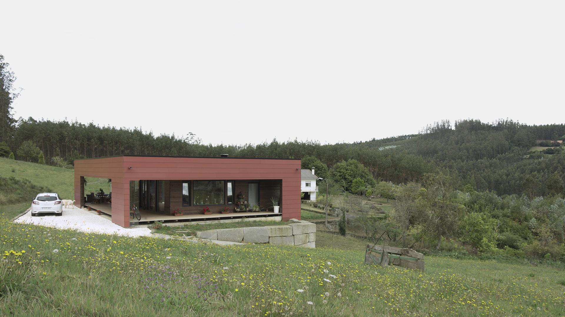Casa Cerdido edm casas