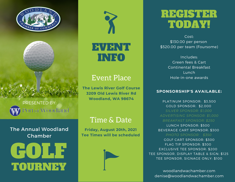 2021 WCOC Golf Tournament