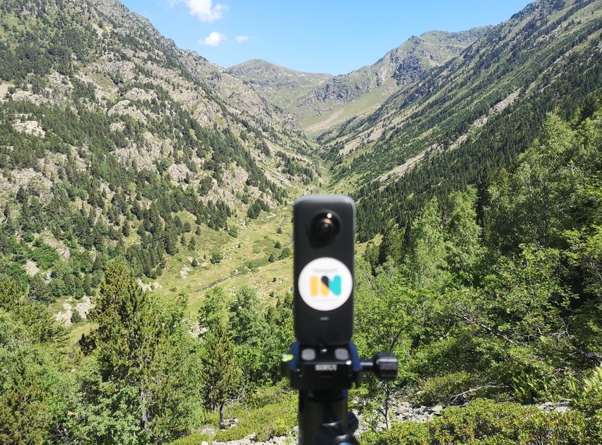 Voyage à la montagne depuis un Ehpad