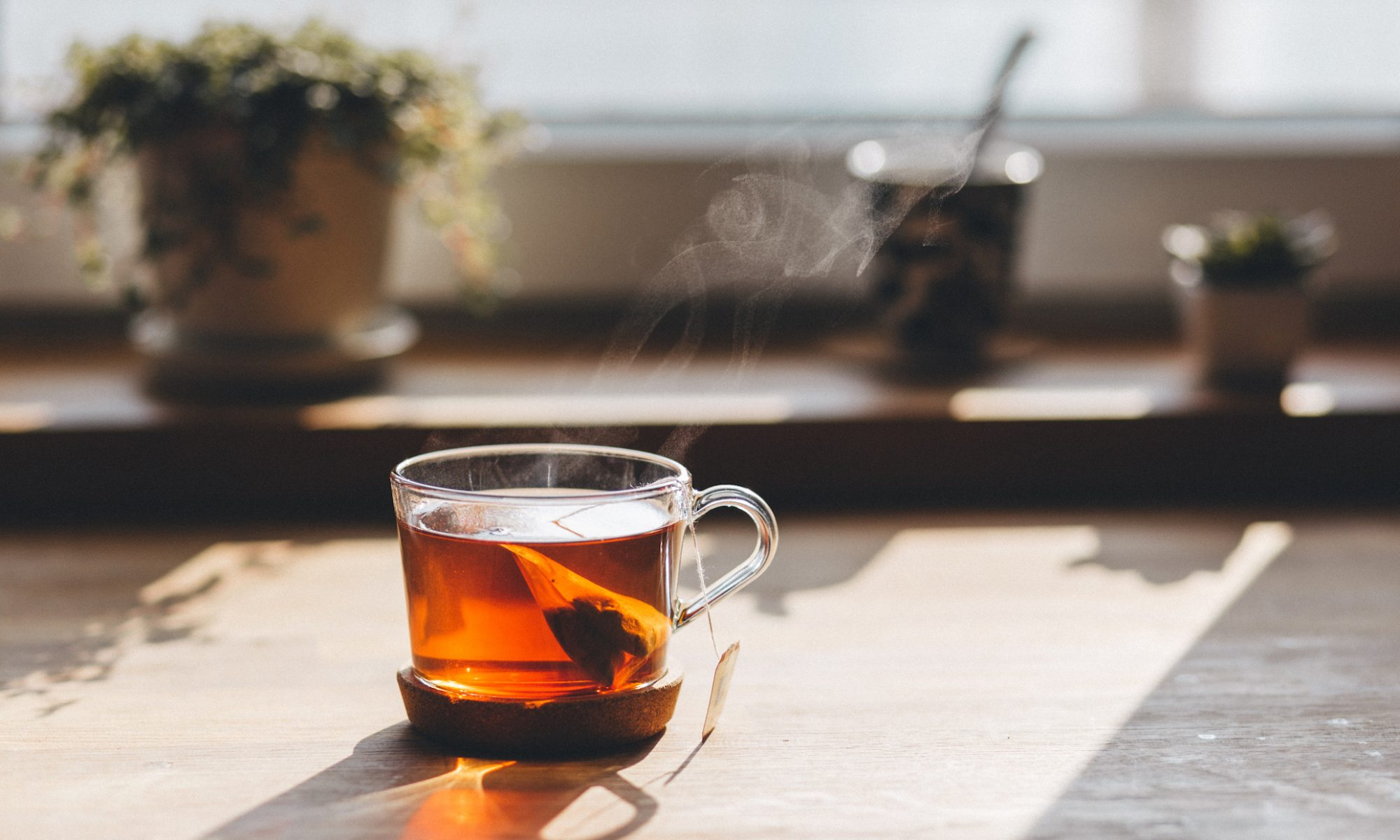 5 Steps to Detoxify your Home cup of tea