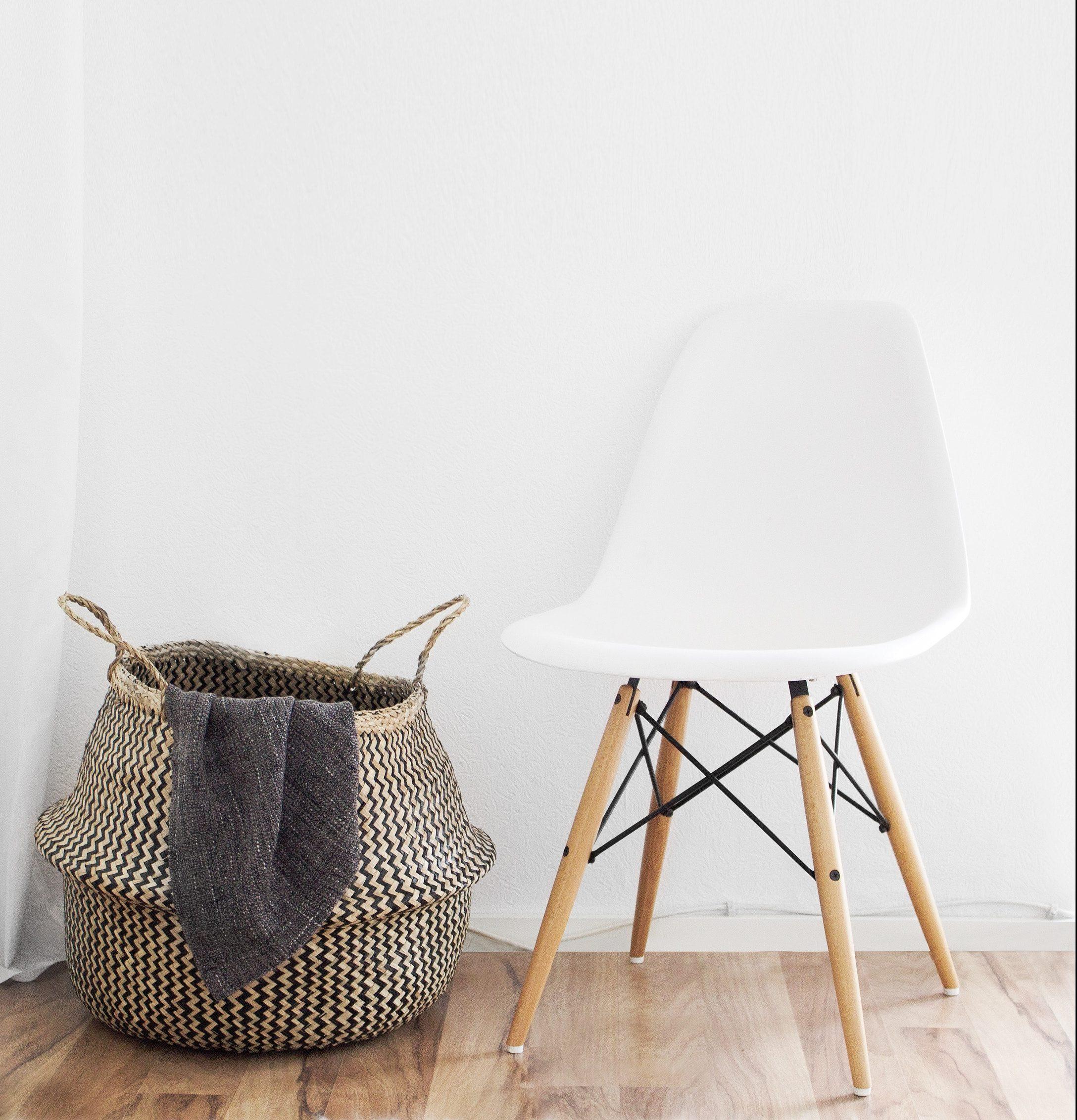 Laundry Basket Detoxify your Laundry with Castile Soap
