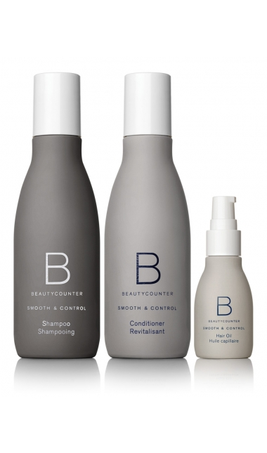 Detoxify your shampoo and conditioner Beautycounter Hair Collection