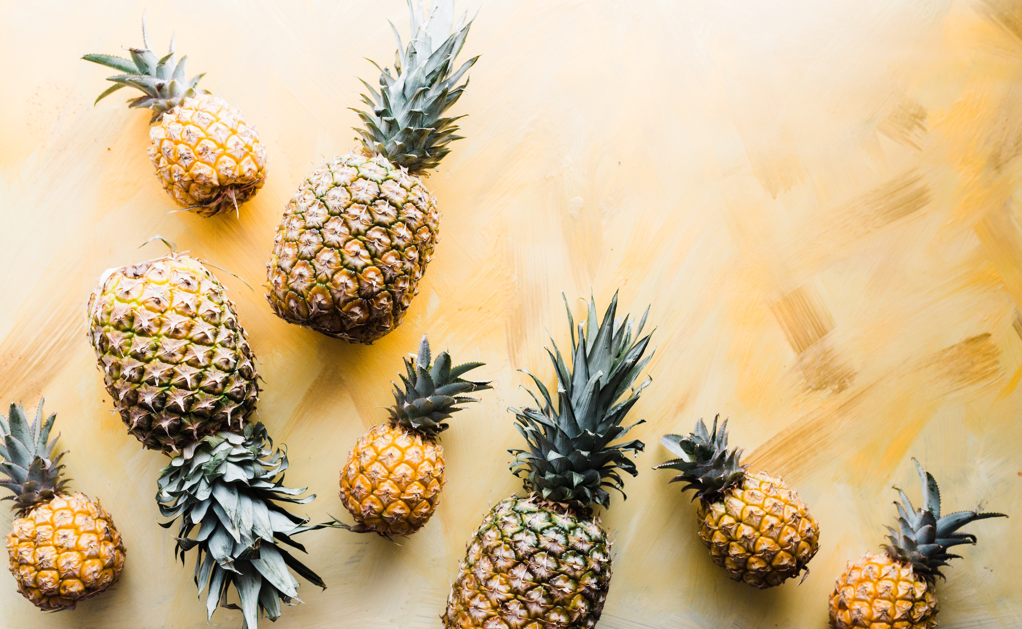 fertility foods pineapple