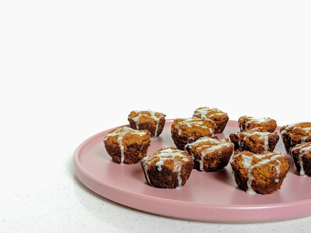 Butternut Spiced Muffins