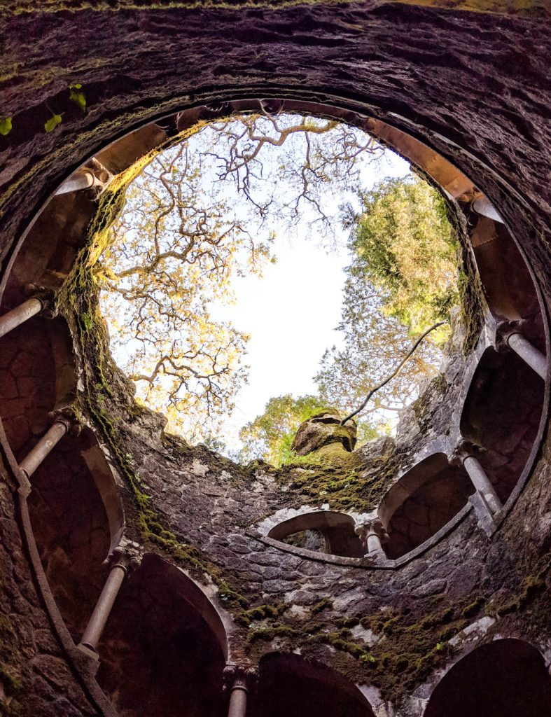 Portugal + Portuguese Adventure: Quinta de Regaleira