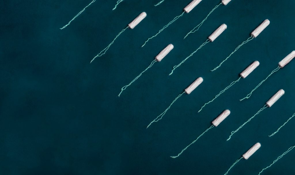 Tampons: What Your Period Blood Means