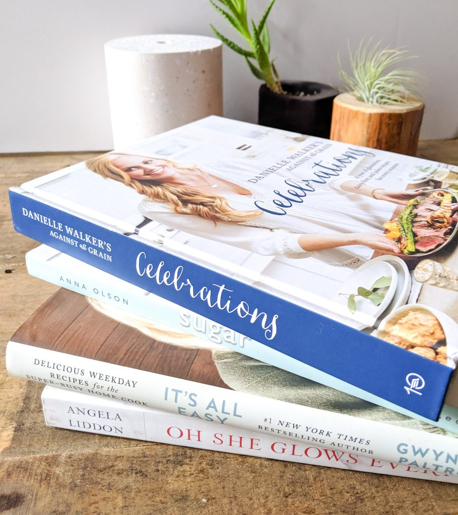 Cookbook Round Up
