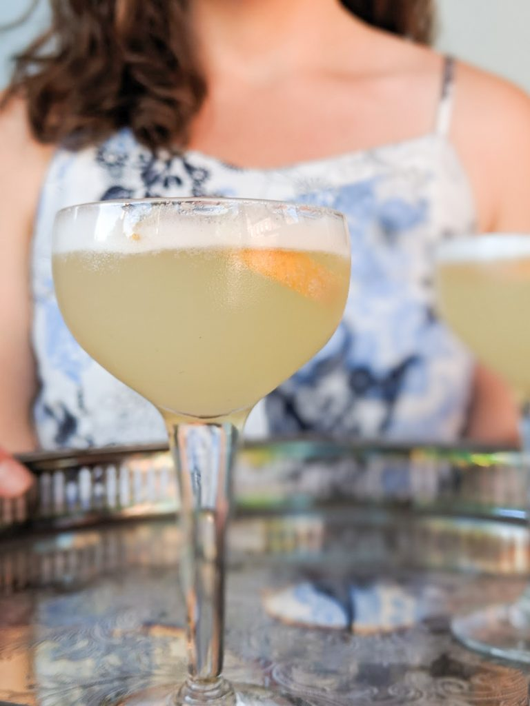 Summer Sippers: Citrus Sour