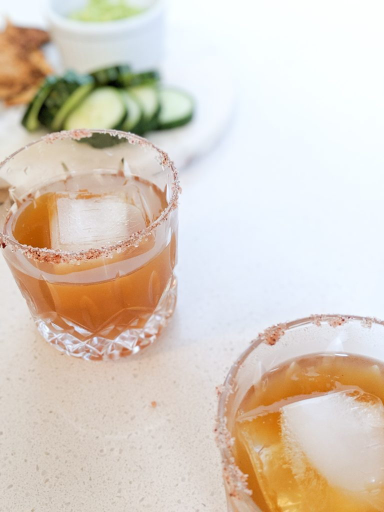 Summer Sippers: Spicy Margarita