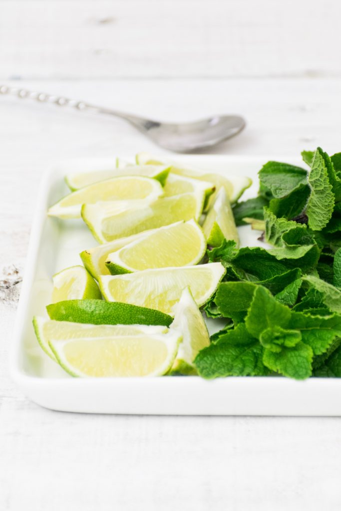 Mint for hormone imbalance