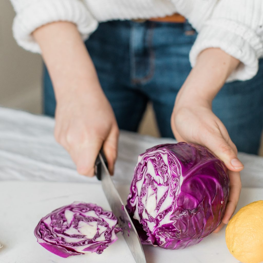 AIP Diet - Red Cabbage