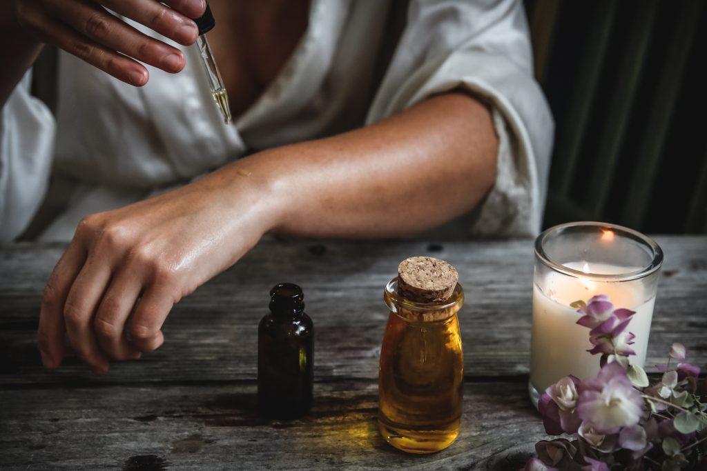 Natural PMS Remedies Essential Oils