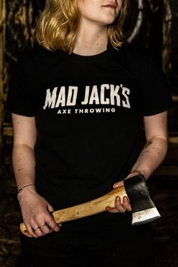 Mad Jacks Logo T - female