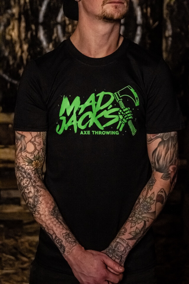 Mad Jacks Green Special Edition T - male