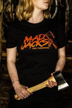 Mad Jacks Orange Special Edition T - female
