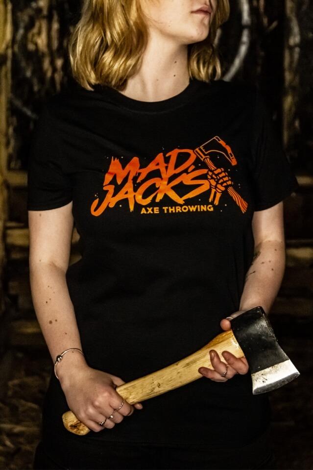 Mad Jacks Orange Special Edition T - female